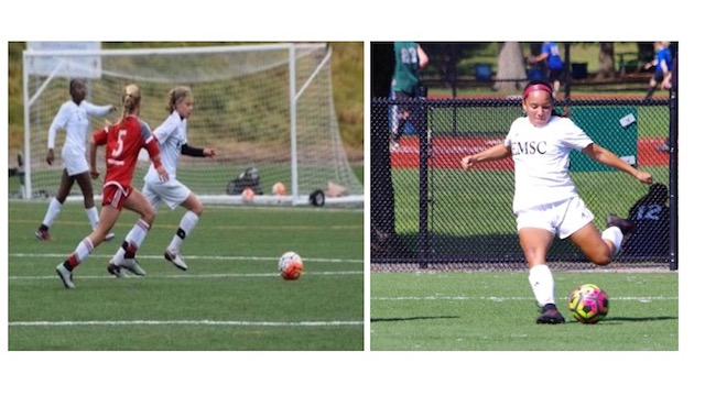 Bella Sember and Briana Sayoc Invited into U.S Soccer U-15 National Team Camp
