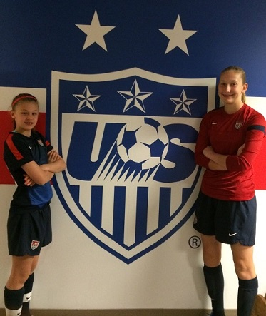East Meadow SC Players Selected For 2nd U.S. Under-14 Girls National Team Camp