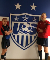 EMSC Players Invited to U.S Soccer U14 National Team Training Camp